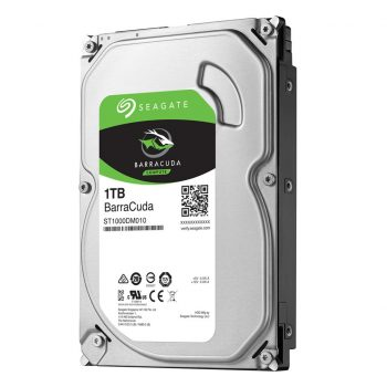 Disco Duro Seagate Barracuda 1TB