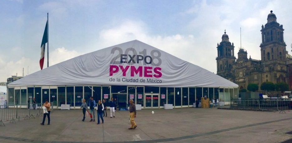 expo pymes 2018 sedeco