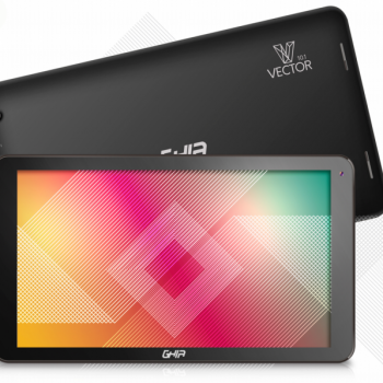 Tablet Ghia Vector 10