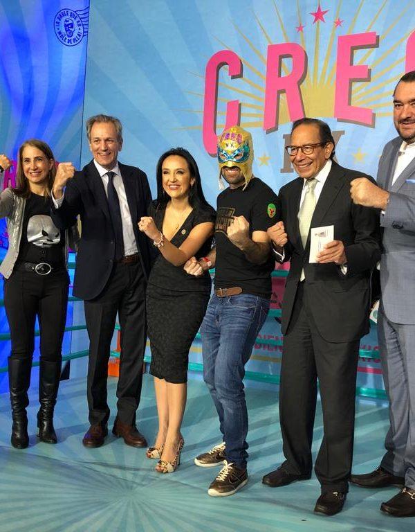 Creo MX Emprendiendo a la mexicana 2019 iniciativa del CCMX y del CMN