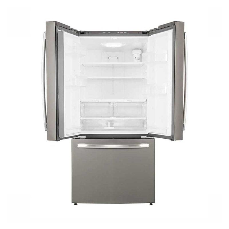 Refrigerador-General-Electric-French-Door-PNM25IMKCES-25-Pies-abierto
