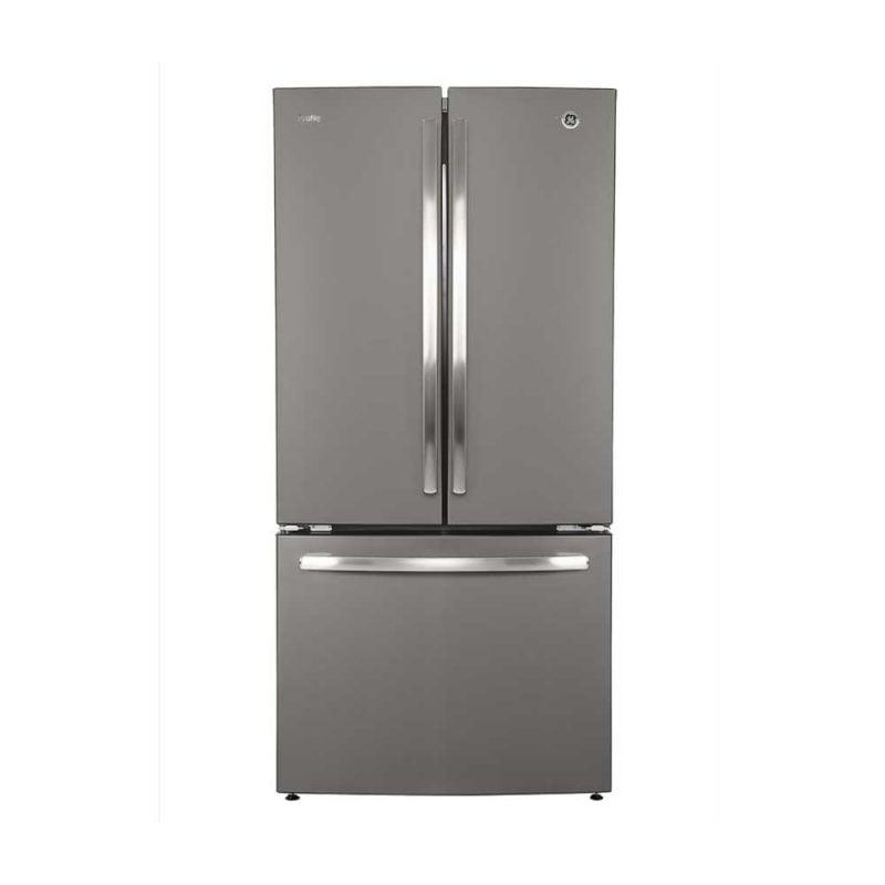 Refrigerador-General-Electric-French-Door-PNM25IMKCES-25-Pies-frente